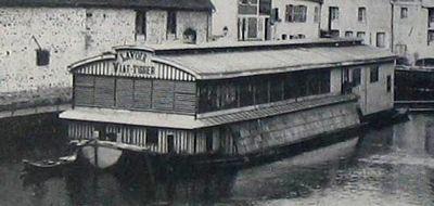 bateau lavoir