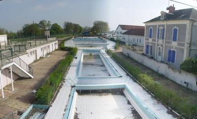 Canal lat ral la loire dictionnaire des canaux et for Construction piscine nevers