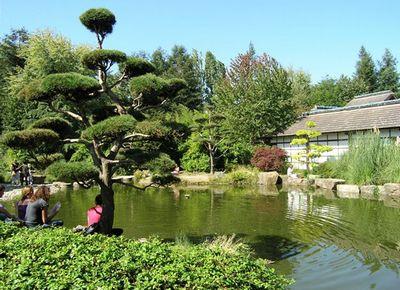 Canal de nantes brest dictionnaire des canaux et for Jardin japonais nantes