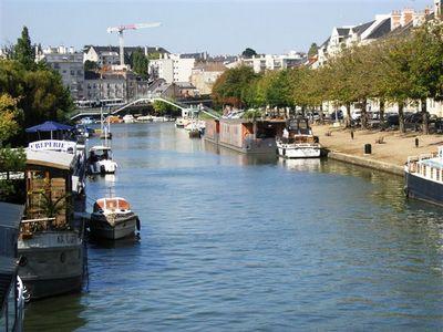 Canal de nantes brest dictionnaire des canaux et rivi res de france - Quartier petit port nantes ...