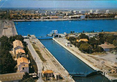 Canal de saint louis dictionnaire des canaux et rivi res - Office du tourisme port saint louis du rhone ...