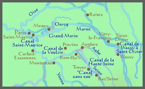 Carte précédente carte suivante accès direct à la carte de